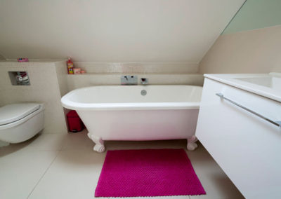 Penman Interiors Dulwich London Bathrooms Freestanding Bath